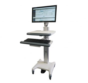 Mobile Workstation | GCX Technology Cart