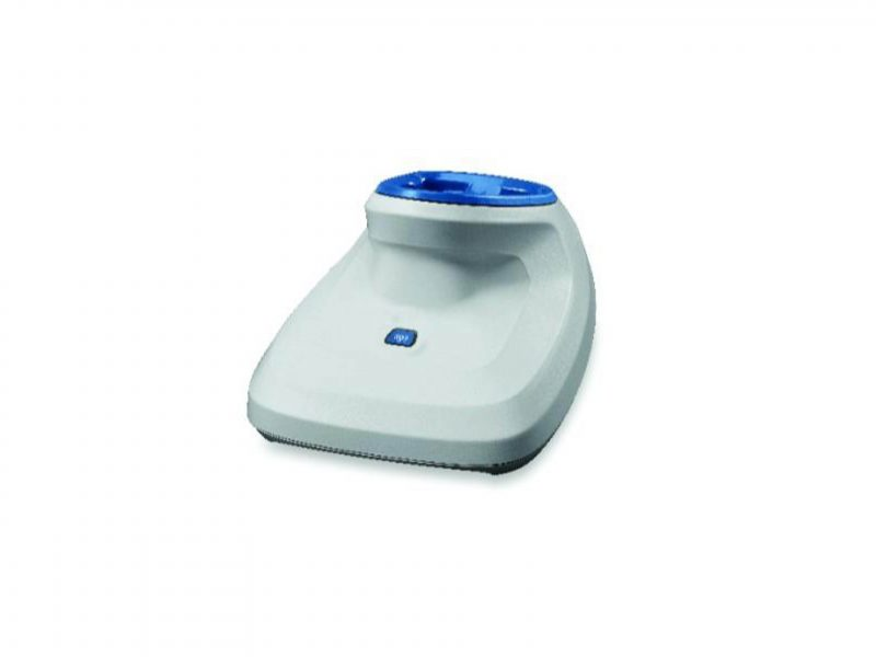 Zebra DS8100 healthcare scanner cradle.