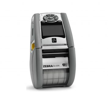 Zebra QLn label printer.