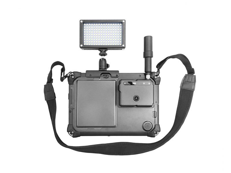 GNSS Rugged Tablet DT301X-TR, Multi-functional wireless computing, IP65, Helix antenna