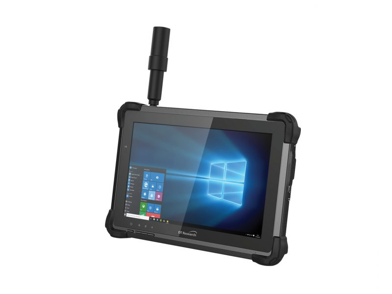 GNSS Rugged Tablet DT301X-TR, Multi-functional wireless computing, IP65.