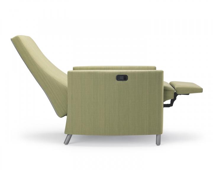 Nemschoff Pamona Recliner up to 227 kg weight capacity