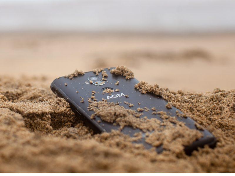 Rugged Mobile Phone, X3, style, IP68, Australia.