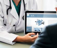 DT Research medical grade tablet 313MD