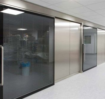 HT Group Hospital Doors