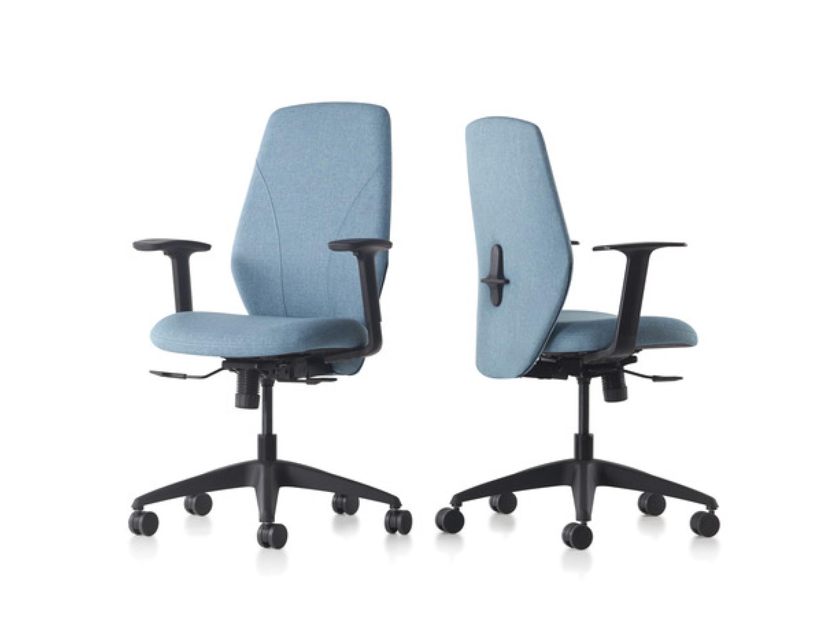 POSH Helm Chair lightweight with diamond shaped backrest