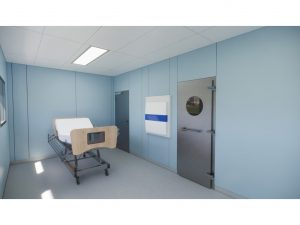 HT Group Fast Track Isolation Ward and Lab