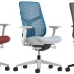 Herman Miller Verus Ergonomic Task Chairs for Hospital Products Australia Affordable Task Seating for Healthcare Professionals Range. Shown here with Interweave 2 Suspension Mesh, TriFlex Polymer and Upholstered Back Rests