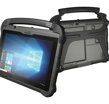 "301Y Rugged Tablet 10.1"" 8th Gen processor"