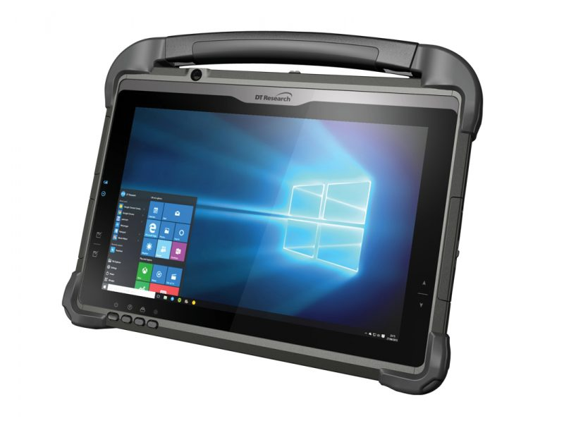 301Y Rugged Tablet GNSS and long range blue tooth