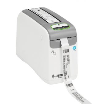 Zebra ZD510HC wristband printer