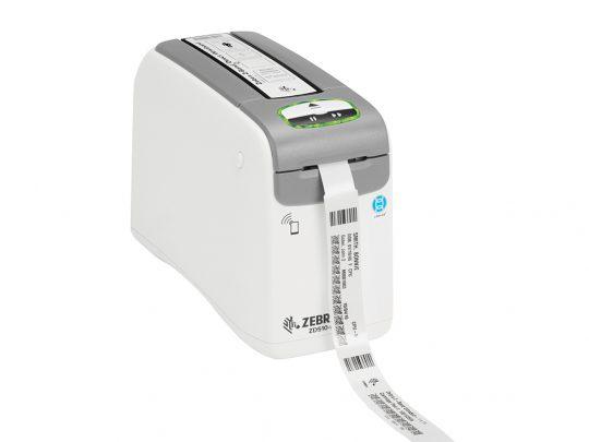 Zebra ZD510HC wristband printer