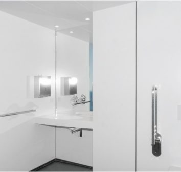 HT Modular Room for Aged Care Bathroom