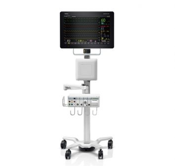 BeneVision N22 N19 on rollstand