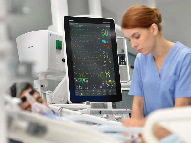 BeneVision N22 N19 patient bedside