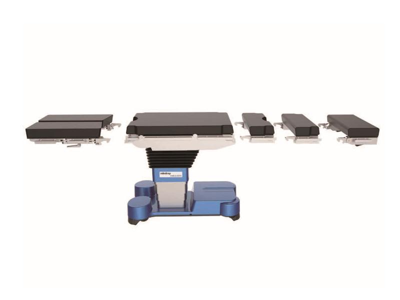 HyBase 8 Series table segments