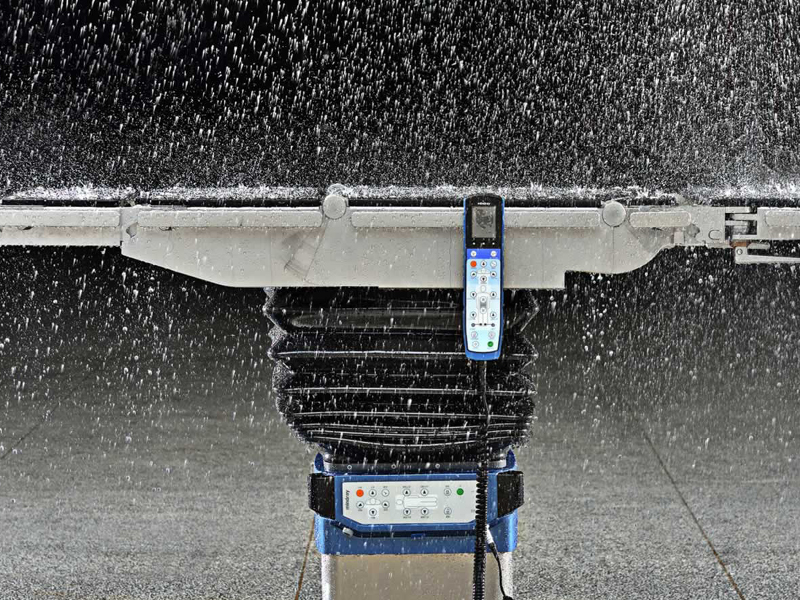 HyBase 8 Series waterproof