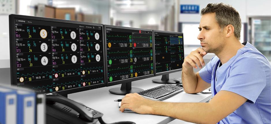 VS 9 Comprehensive Patient Data Centre