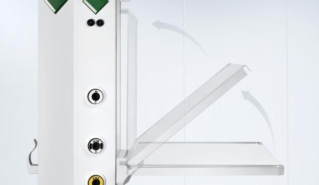 Folding Shelf R80 Pendant