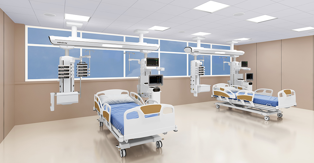 ICU double room solution B